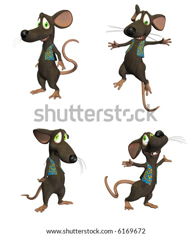 Cartoon Mouse pack