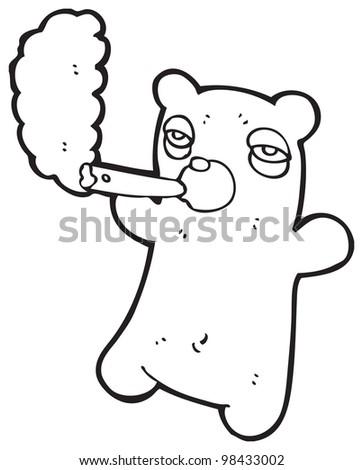 Stoned Cartoon Characters