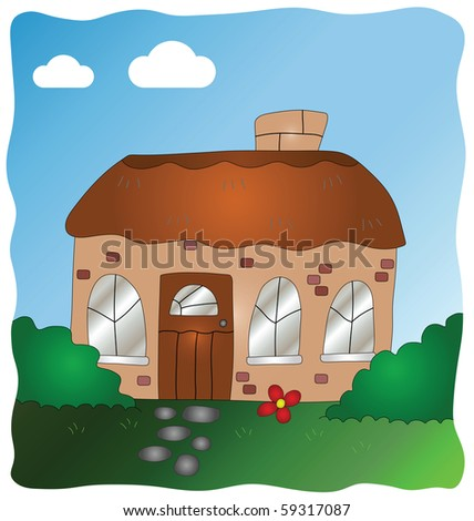 stock-photo-cartoon-style-country-thatched-cottage-set-in-countryside-59317087.jpg