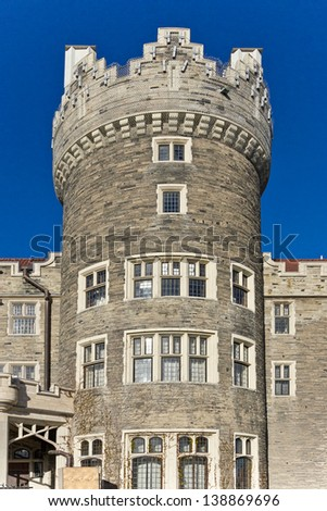 Casa Loma in Toronto - Central Tower
