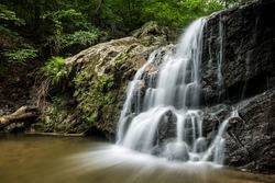Cascade Falls Patapsco Maryland