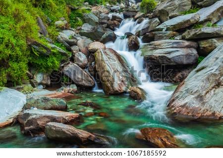 Cascade Bhagsu