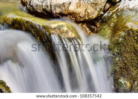Cascade the creek