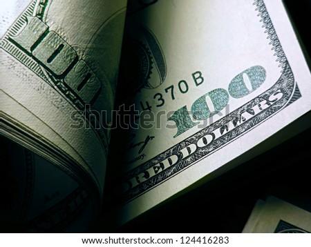 Cash. Finance concept.