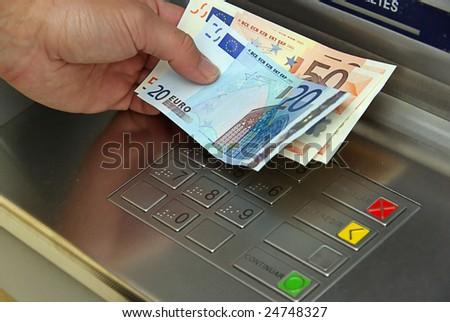 cash point