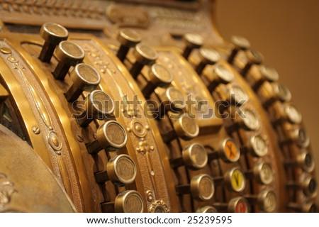stock photo : cash register高清图片