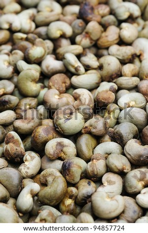 cashew nuts raw