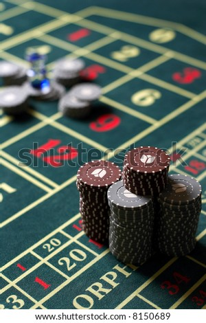 casino; chips; games; table; macro