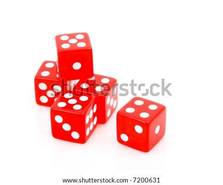Casino dice #7200631