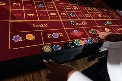 casino game player win luck