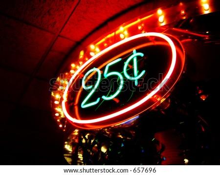 Casino Neon in Las Vegas