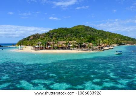 Castaway Island, Mamanucas Island Group, Fiji