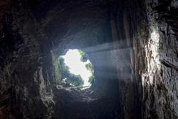 Castellana Cave, Puglia, Italy