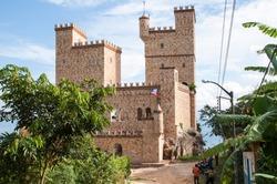 Castillo de Lamas, near to Tarapoto, Peru.