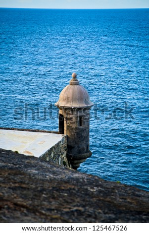 Castillo de San Cristobal, fort in Puerto Rico