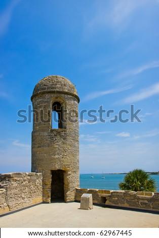 Castillo de San Marcos National Monument in St. Augustine, Florida #62967445