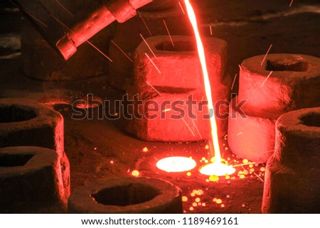 "Casting and foundry. In casting terms, a ""pattern"" is a replica of the object to be cast which is used to shape the mold cavity. Patternmaking is the process for producing these patterns. #1189469161"