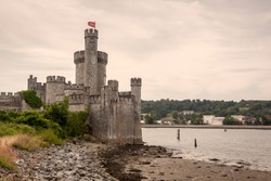 Castle. City of Waterford, County Waterford, Ireland