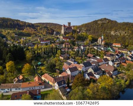 castle hardegg in austria  ...