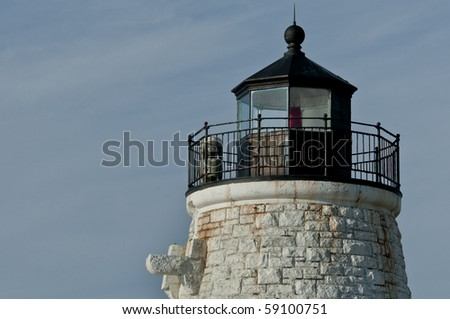 Castle Hill Lighthouse, Newport, Rhode Island (RI)