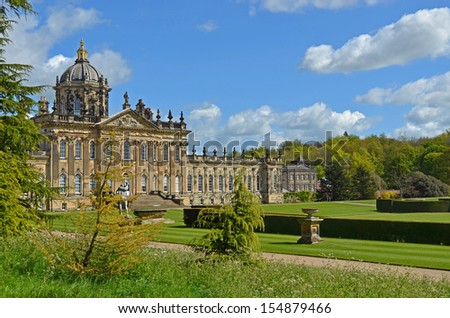 Castle Howard, Yorkshire, England