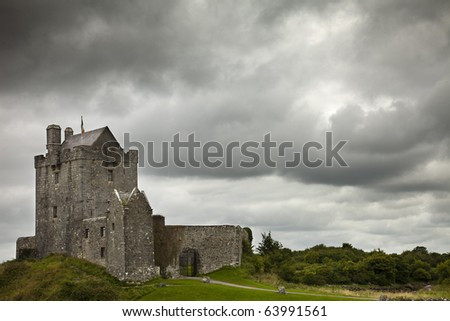 Castle in County Clare, Ireland