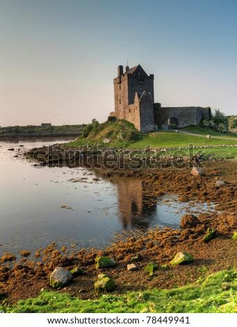 Castle in Kinvara, Ireland