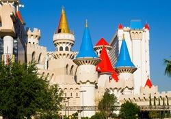 Castle in Las Vegas