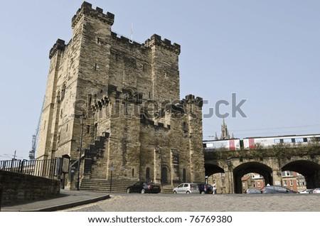 Castle Keep, Newcasltle Upon Tyne, England