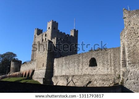 castle landmark Europe  #1311793817