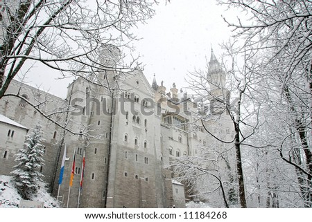 Pictures Of Germany In Winter. +castle+germany+winter