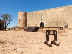 Castle of Castro Marim, Algarve, Portugal