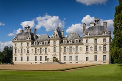 Castle of Cheverny - France -Europe