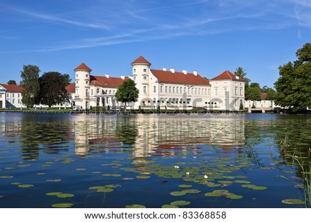 Castle Rheinsberg, Germany