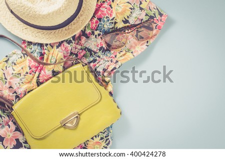 Shutterstock Casual female clothes