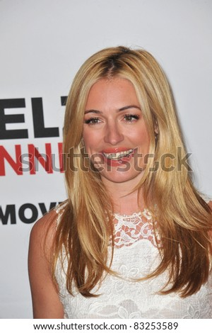 Cat Deeley at the inaugural Critics\' Choice TV Awards, presented by the Broadcast Television Journalists Association, at the Beverly Hills Hotel. June 20, 2011 in CA Picture: Paul Smith / Featureflash