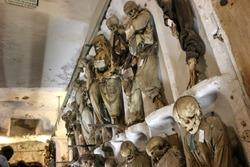 Catacomb dei Cappuccin - Palermo