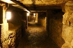 Catacombs of Paris, Paris, France