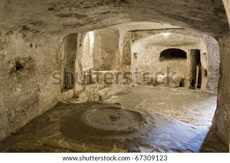 Catacombs of Saint Paul to Malta