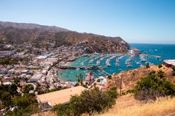 Catalina Island California Pacific Ocean