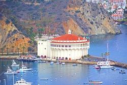 Catalina Island Casino Avalon California
