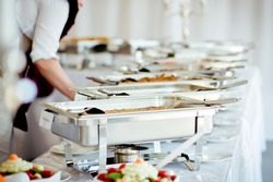 catering eat food wedding