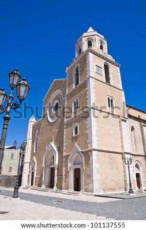 Cathedral Basilica. Lucera. Puglia. Italy.