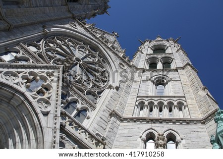 Cathedral Basilica of the Sacred Heart - Newark, NJ US