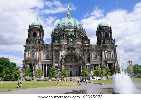 Cathedral - Berlin, Germany
