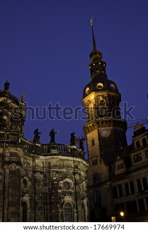 cathedral dresden