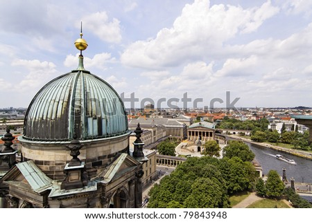 Cathedral in Berlin - Germany