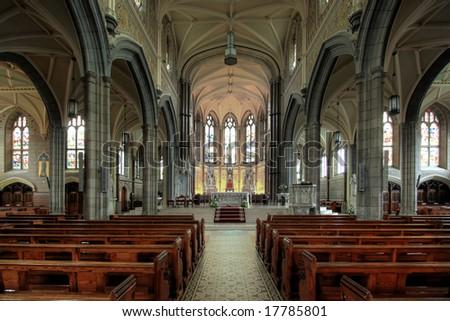 Down Cathedral Ireland Down Northern Ireland