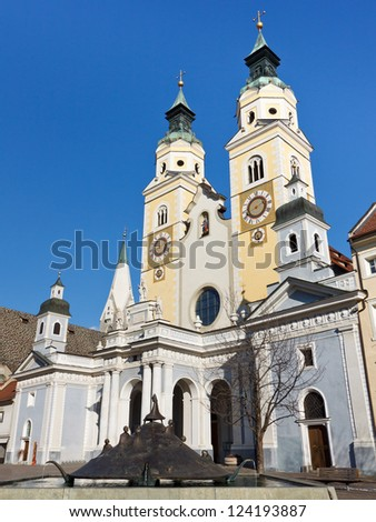 Cathedral of Brixen / Bressanone, South Tyrol, Italy