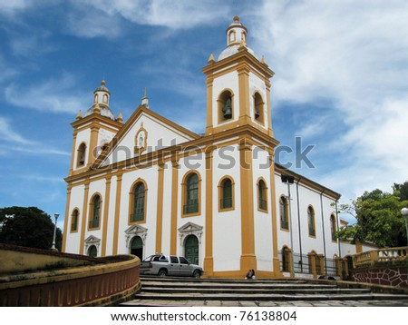 Cathedral of Manaus